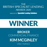3. Kim McGinley, Vibe Finance