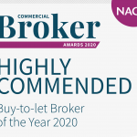 Highly Commended - Buy-to-let Broker of the Year 2020